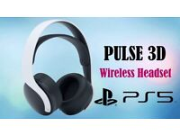 Sony PS5 Pulse 3D Wireless Headset for PlayStation 5 BRAND NEW,CALL ONLY