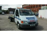 1996 FORD TRANSIT 190 LWB RECOVERY TRUCK