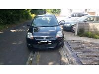 Ford fiesta zetec 56 plate lady owner