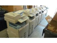 10X RICOH COLOUR PHOTOCOPIERS, IDEAL FOR EXPORT C2051, C2800, C4500, C4000