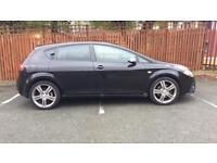 Seat Leon FR 2.0 TDI + cruise control + HPI CLEAR / VW HISTORY AUDI GOLF VW VRS VXR GTI TDI TSI TFSI