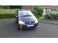 2000 FORD GALAXY 1.9 TDI 6 SPEED FACE LIFT LONG MOT