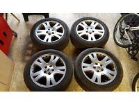 VW T5 Transporter Range Rover Alloy Wheels