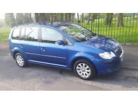 2008 vw touran 1.9 tdi family 7-seater new timing belt kit and clutch services history