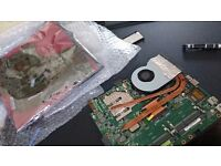 Laptop hardware repairs. Virus removal. Data recovery and backup. Buying broken laptops
