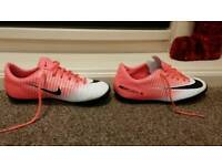 Childs astro turf trainers