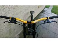 Marin quake 7.1 DH / Downhill freeride mountain bike