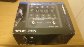 TC-Helicon VoiceTone Create XT - as new