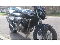 Kawasaki Z750 with extras MOT April 2018 Excellent condition all round. FSH