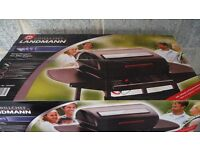 landmann grillchef 2 burner BBQ, new in box