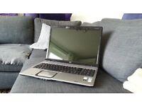 HP DV9000 17 inch Intel laptop for sale