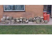 Stones for Rockery, landscape garden, fish pond, rockery, wall