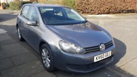 VW Golf Match 2010 DSG Automatic - Full history - Low Mileage for quick sale