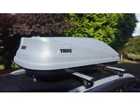 Roof Box - Thule Touring 200 Excellent like New Condition