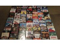 Over 130+ dvd movies for sale.