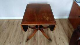 Oval Vintage Extending Dining Table