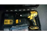 Dewalt 18v brushless combi hammer drill