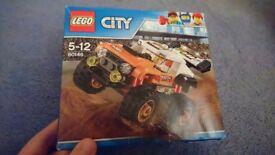 New Lego city Stunt vehicle