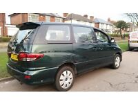 TOYOTA PREVIA DIESEL 8 SEATER