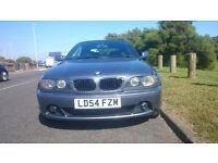 BMW E46 318 Ci Convertible automatic