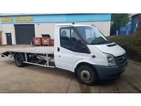 2010 ford Transit Recovery truck