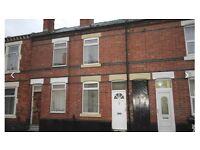 2 BEDROOM HOUSE in ALVASTON £525 PCM