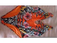 River Island Swimming costume size 14