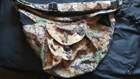 pieno falconry three pocket carry bag