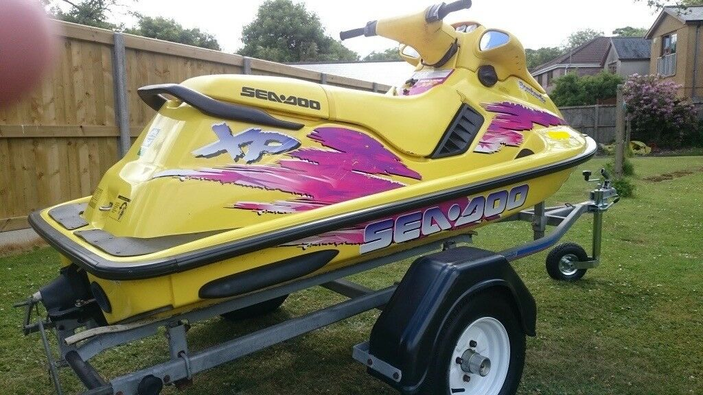 1996 SeaDoo XP (Sea Doo, Jetski) | in Swansea | Gumtree