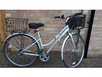 Ladies British Eagle Stealth Bike