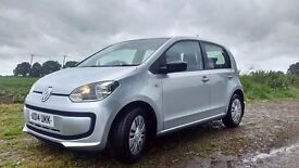 VW UP 1.0L low insurance 0£ road tax