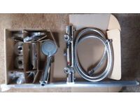 Thermostatic shower fitting - BRISTON FRENZY