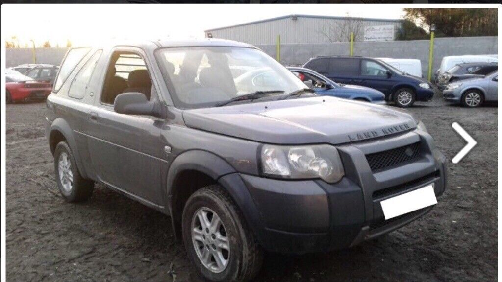 2004 LANDROVER FREELANDER 2 0 TD4 REMOVABLE HARD TOP ROOF, LOW MILES 121k  10mths MOT P/X SWAP | in Bradford, West Yorkshire | Gumtree