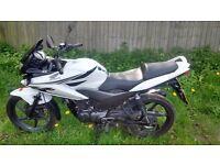 honda cbf125 2013 excelent beginner learner bike