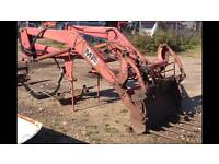 Tractor Front Loader MF 80 for all 3 cylinder Massey Fergison tractors