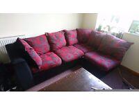 Beautiful corner sofa! ASAP