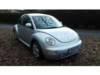 VW Beetle 2.0 2001/51 MOT June, Drives superb, cared for 106k miles backed up by huge history file
