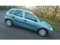 2004.2005 1.2 twin sport voxhol corsa mot tax end of year 68.000 mils swop or sell