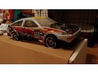 Himoto Racing Brushless RC Drift Car AE86 Initial D