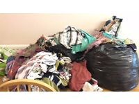 VINTAGE WHOLESALE, MENS AND WOMENSWEAR ALL UNWORN, WORTH OVER £500