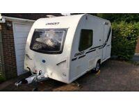 Bailey Orion 400-2 2013 2-berth caravan