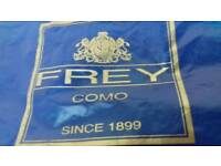 Frey scarf.