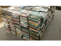 Huge 3500 DVD CD Album Joblot collection FREE UK POSTAGE