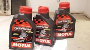 Motul synthetic 2 stroke gear box oil