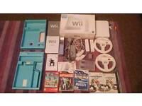 Nintendo wii massive bundle set