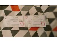 2 Tickets DJ Shadow Roundhouse