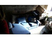 Sofa Free To Collect (Missing Legs)