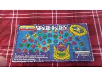 SPACE FACES BOARD GAME