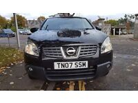 Immaculate Nissan Qashqai Accenta 2l DCI 6 gears Only 63K miles HPI Clear.