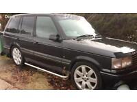 Breaking Range Rover
